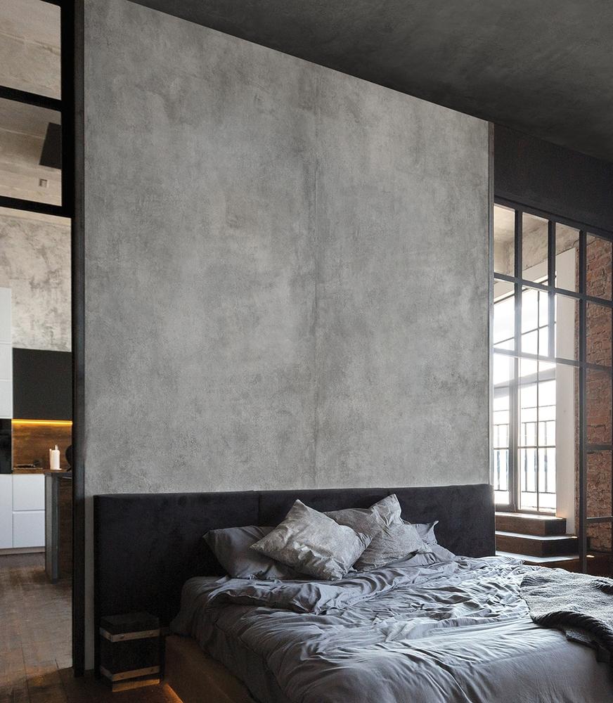 Parker Smoke Bedroom